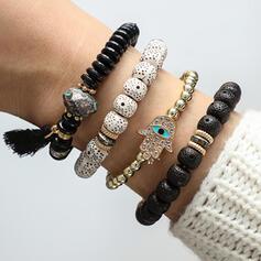 Charming Delicate Romantic Alloy Women's Ladies' Girl's Bracelets