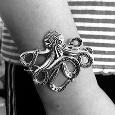 Octopus Animal Halloween Alloy Women's Ladies' Unisex Girl's Bracelets