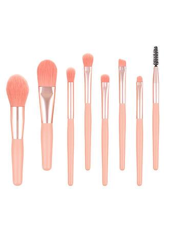 8 PCS Highlight Brush Foundation Brush Eyeliner Brush Eyelash Brush Brow Brush Makeup BrushesSets
